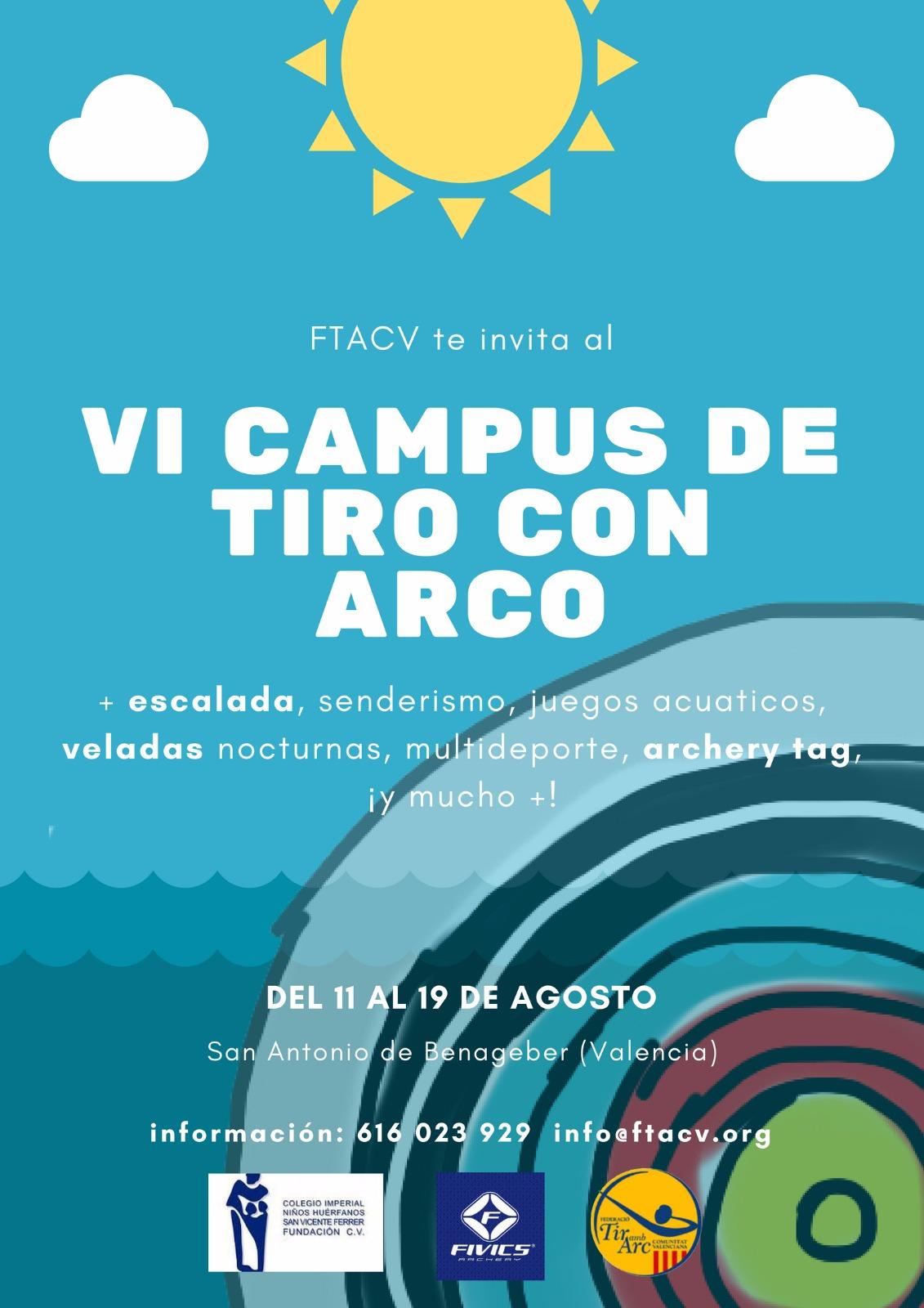 Federaci n de tiro con arco comunidad valenciana sitio for Aula virtual generalitat valenciana