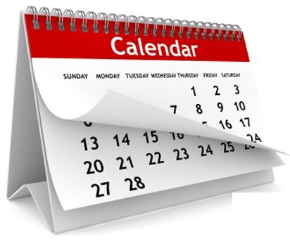 Calendario Inicio Curso 2018/19