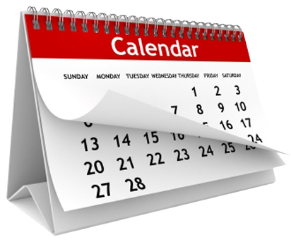 Calendario días inhábiles a efectos de cómputo de plazos administrativos durante el año 2018
