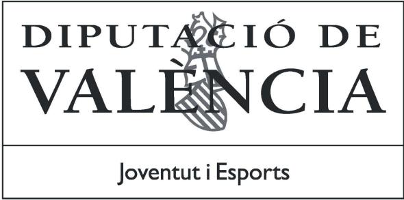 Amb la col·laboració de Diputació de València - Juventut i Sports